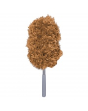 "Prostaff Interior duster mop ""Poodle-no-shippo"" Brown"