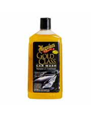 Meguiar's Gold Class Car Wash Shampoo & Conditioner 473ml